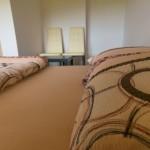 Domek 6-osobowy- sypialnia