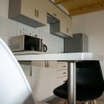 Domek 6-osobowy kuchnia