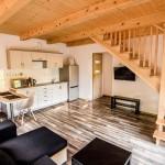 Domki - salon