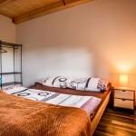 Domki- sypialnia